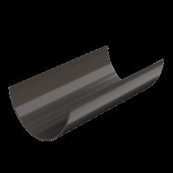 ТН ПВХ желоб, коричневый, 3м