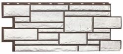 фасадная панель Дикий камень купить в Красноярске, Сайдинг дикий камень